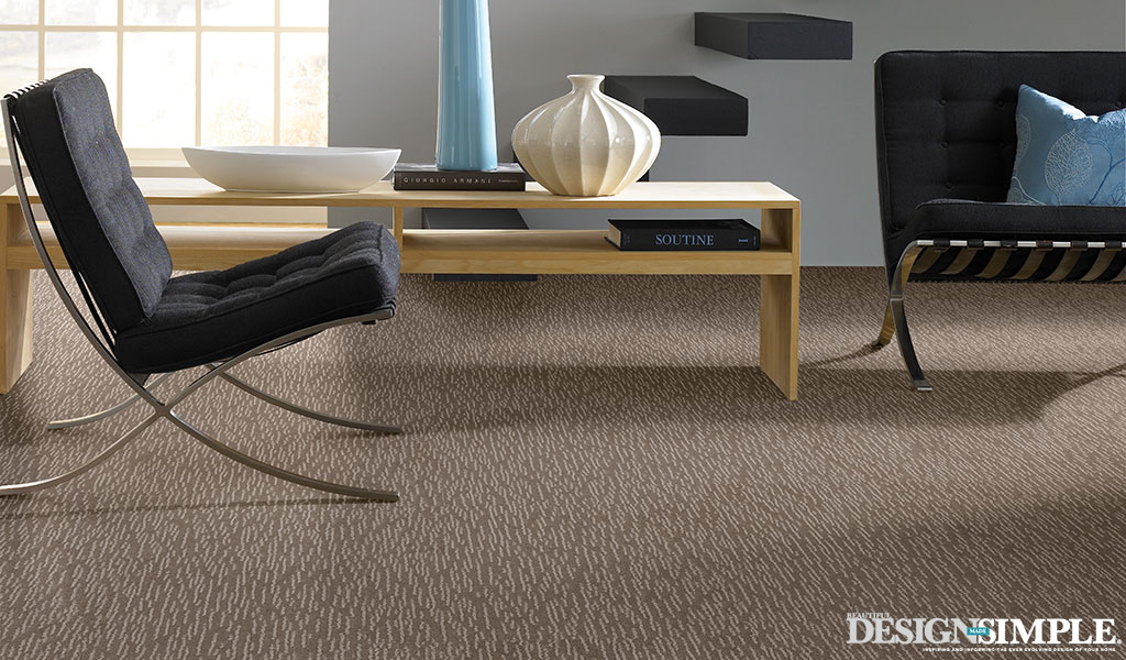 Tigressa Soft Patterned Carpet from Carpet One